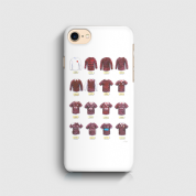 hearts shirts 3D Phone case